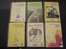 LIBRICINI DA LEGGERE - (2008 SUB WAY) - LA SERIE DAL N. 1 AL N. 13 - NUOVI E BEN CONSERVATI - Livres, BD, Revues