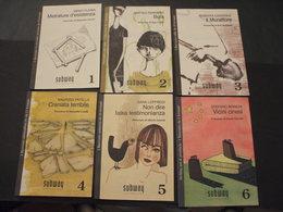 LIBRICINI DA LEGGERE - (SUB WAY) - LA SERIE DAL N. 1 AL N. 13 - NUOVI E BEN CONSERVATI - Books, Magazines, Comics