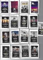 Sugar Packs (Complete Colection) - NOS Alive 2018 - Portugal - Suiker