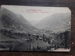 Les Pyrénées,  3 E Série,  VALLEE D' ANDORRE,  Plaine D' ENCAMP 1911 - Andorre