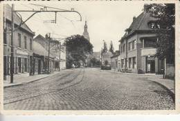 "OOSTMALLE  "" Rare Carte "" Inkom Van Het Dorp -circulée 1948 - - Malle"