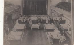 CP Markirch I. Els Theater, Jetzt Kriegslazarett - Marcophilie (Lettres)