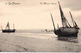 DE PANNE - LA PANNE : Marée Basse - De Panne