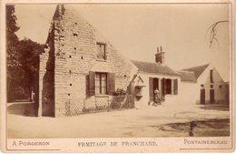 ERMITAGE DE FRANCHARD - Fontainebleau - Orte