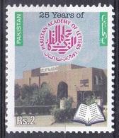 Pakistan 2003 Bildung Ausbildung Education Schulen Scools Akademie Schriften Scripts Gebäude Buildings, Mi. 1157 ** - Pakistan