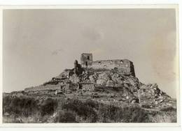 6837 FOTO SASSARI CASTELLO DI BURGOS Cm 9x6,5 Circa - Luoghi
