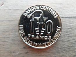 West Africa  10  Francs  2013  Km !!! Neuve - Autres – Afrique