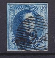 N° 7  Margé Griffe Intercadre - 1851-1857 Médaillons (6/8)