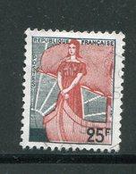 FRANCE- Y&T N°1216- Oblitéré - Usados