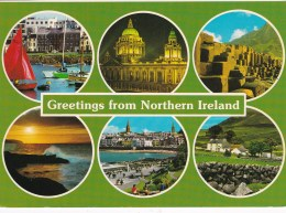 Northern Ireland Multiview, Unused - Northern Ireland