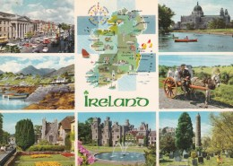 Ireland Multiview, Posted 1981 - Ireland