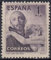 ESPAÑA 1950 Nº 1070 NUEVO PERFECTO - 1931-50 Nuevos & Fijasellos