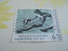 PIERRE PRUDH'ON (1995) - Oblitérés