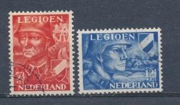 Nederland/Netherlands/Pays Bas/Niederlande 1942 Mi: 402-403 Nvph: 402-403 (Gebr/used/obl/o)(3543) - 1891-1948 (Wilhelmine)
