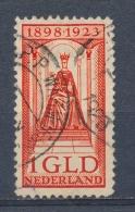 Nederland/Netherlands/Pays Bas/Niederlande 1923 Mi: 131 Nvph: 129 (Gebr/used/obl/o)(3544) - 1891-1948 (Wilhelmine)
