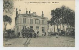 Gare De MONTFORT L'AMAURY - Près GALLUIS - Montfort L'Amaury