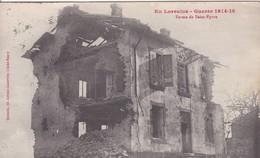 [54] Meurthe Et Moselle > Saint Epvre Ferme Guerre 14 18 - Other Municipalities
