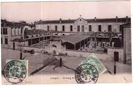 CPA GIRONDE.LANGON.GROUPE SCOLAIRE - Langon