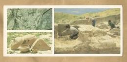 Excavations Of The Krasnorechensk Site Fouilles Kirghizia (Kyrgyzstan Kirghizistan) 2 Scans 20,9 Cm X 9,0 Cm - Kyrgyzstan