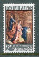 Tokelau 1969 Christmas MNH (SG 20) - Tokelau