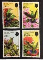 British Virgin Islands 1982** Mi.424-27  Birds MNH [21;16] - Birds