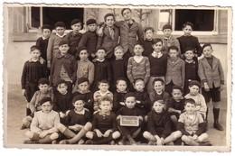 PROVENCHERES SUR FAVE - Carte Postale Photo De Classe En 1937 - Provencheres Sur Fave