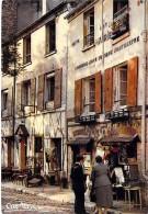 75 - PARIS ( 18 ème ) VIEUX MONTMARTRE : Mairie ( Musée ? ) CPSM Grand Format 1974 - Seine - Arrondissement: 18