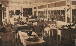 Blankenberghe Royal Pier Hotel Salon De The - Blankenberge