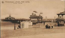 Blankenberghe Royal Pier Hotel Le Pier - Blankenberge