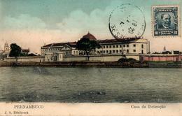 Pernambuco, Casa De Detencão - Brésil