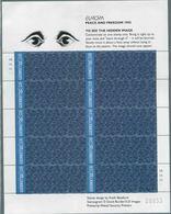 1995 Europa C.E.P.T., Minifogli Guernsey, Serie Completa Nuova (**) - Europa-CEPT