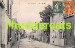 CPA 94 CHENNEVIERES GRANDE RUE - Chennevieres Sur Marne