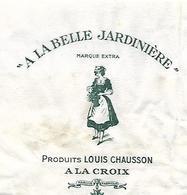 Facture 1954 / VAL De MARNE / IVRY-PORT / C. BERIOT / Manufacture De Chicorée / A La Belle Jardinière - France