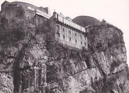 CPSM 10X15 .  Nos Belles Pyrénées . (64) URDOS  . Vallée D' Aspe . Le Fort Du Portalet - Francia