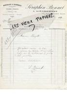 25 - Doubs - LIEVREMONT - Facture BONNET - Maréchalerie - Charronnage - 1914 - REF 95 - France