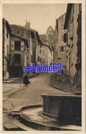 Le Puy - La Vieille Rue Des Tables Conduisant à La Cathédrale - 1915 - Le Puy En Velay