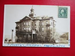 CPA ETATS UNIS HANCOCK ST JOSEPH'S HOSPITAL - Etats-Unis