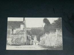 ORROUY  / ARDT SENLIS   1910   /     RUE ........ EDITEUR - Otros Municipios