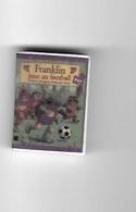 Féve  BD  FRANKLIN  Titre  Du  Livre  Franklin  Joue  Au  Football   Recto  Verso - Other