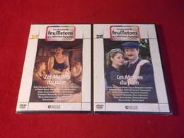 LES PLUS GRANDS FEUILLETONS DE LA TELEVISION FRANCAISE  ° LES MAITRES DU PAINS   2 DVD NEUF SOUS CELOPHANE - TV Shows & Series