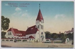 Šumperk Mährisch Schönberg Reg. Olmütz,  Christuskirche  About 1914y. Arch. C.M. Kattner    E235 - Repubblica Ceca