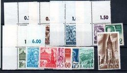 Baden   / Série  N 1 à 13 / NEUFS Avec Trace De Charnière - Bade
