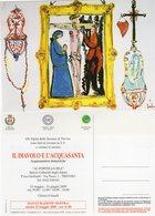 """Treviso 2009 - Mostra """" Il Diavolo E L'Acquasanta """" - Acquasantiere Domestiche - - Manifestazioni"""