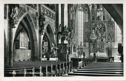 004122  Heiligenblut - Kircheninneres - Heiligenblut