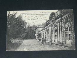 LIANCOURT    1910   /     VUE  ECOLE  ........ EDITEUR - Liancourt