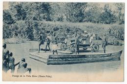 CPA - HAUTE VOLTA - Passage De La Volta Noire - Burkina Faso