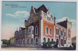 Šumperk Mährisch Schönberg Reg. Olmütz  About 1914y.  Deutsches Vereinshaus  E237 - Repubblica Ceca