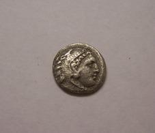 ALEXANDRE III  LE GRAND - ROYAUME DE MACÉDOINE (336-323 Avant JC) DRACHME En Argent - Greek