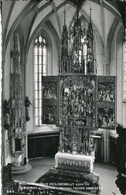 004125  Wallfahrtskirche Heiligenblut - Gothischer Altar V. Michael Pacher - Heiligenblut