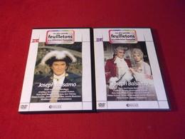 LES PLUS GRANDS FEUILLETONS DE LA TELEVISION FRANCAISE  °  JOSEPH BALSAMO  2 DVD - TV Shows & Series